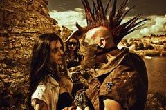 Хороший раб, плохое и уродское Стоковая Фотография RF