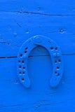 хороший символ ботинка везения лошади Стоковое фото RF