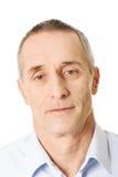 Хороший смотря зрелый человек Стоковое фото RF