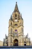 Хороший собор чабана San Sebastian, San Sebastian, баскского Стоковая Фотография RF