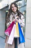 Хороший ходить по магазинам Стоковое фото RF