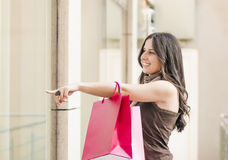 Хороший ходить по магазинам Стоковая Фотография