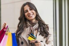 Хороший ходить по магазинам Стоковые Изображения RF