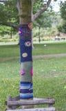 Хорошо одетое дерево Стоковое Фото