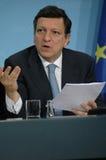 Хосе Manuel Barroso стоковые фото