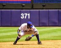 Хосе Reyes, New York Mets стоковое фото rf