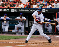 Хосе Valentin, New York Mets Стоковые Изображения