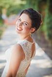 Хохот на свадьбе Стоковая Фотография