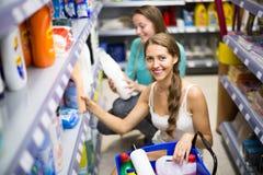 Ходить по магазинам на магазине домочадца Стоковое Изображение