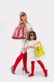 Ходить по магазинам совместно Стоковые Фото