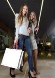 Ходить по магазинам Стоковые Изображения RF
