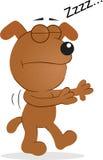 Ходить собака Стоковое Изображение RF