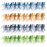 ход людей Стоковая Фотография RF