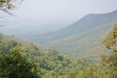 Холмы ландшафта Стоковая Фотография RF