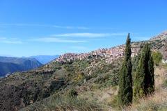 Холмы в Греции Стоковые Фотографии RF