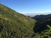 Холмы горы Стоковые Изображения