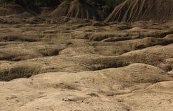 Холмы грязи Стоковое Изображение RF