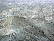 Холмы глуши Judean стоковые фото