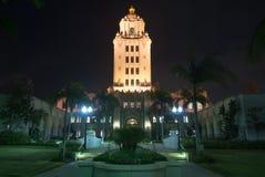 холмы здание муниципалитет beverly Стоковое Изображение RF