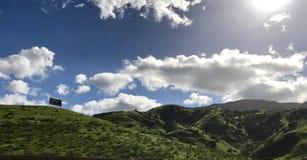Холмы короны после дождя Стоковое Изображение