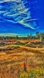 Холмы рая Стоковые Изображения RF