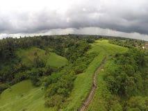 Холмы Campuhan Стоковая Фотография RF