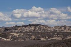 Холмы Death Valley Стоковые Изображения