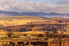 Холмы Faget Стоковая Фотография RF
