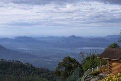 Холмы Kodai Стоковые Изображения