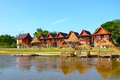 Холм горы в Лаосе Стоковая Фотография RF