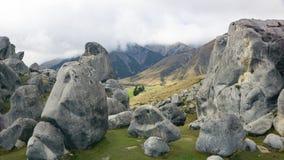 Холм замка стоковое изображение