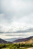 Холм Колорадо обдува Стоковое Изображение RF