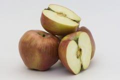 Холм красных яблок Стоковое Фото