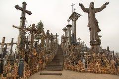 Холм крестов Стоковые Фотографии RF