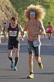 Холм марафона Гонолулу Стоковое Фото