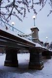 Холм маяка состоятельный район rowhouses Федеральн-типа, с некоторыми из самых высоких стоимостей имущества в Соединенные Штаты стоковая фотография rf