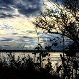 Холм острова Стоковое фото RF