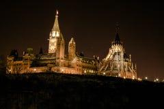 Холм парламента стоковая фотография