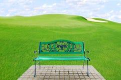 Холм пейзажа Стоковое Фото