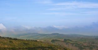 холм Стоковые Фото