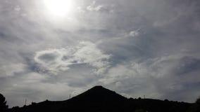 Холм El Toro Стоковые Изображения RF