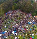 Холм 420 Hippie Стоковая Фотография