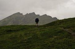 Холм Lonsrome Стоковое Изображение RF