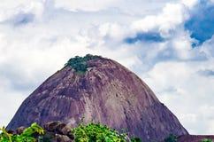 Холм Orole Ikere Ekiti стоковое фото rf