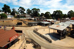 Холм Sovereing, Ballarat, Австралия Стоковые Фотографии RF