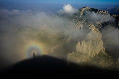 Ходок радуги Стоковые Фото