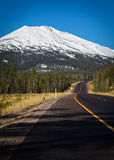 Холостяк Mt Стоковые Изображения RF