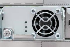 Холодильный агрегат промышленного компьютера Стоковое Изображение RF
