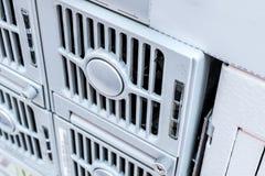 Холодильный агрегат промышленного компьютера Стоковые Фото