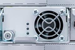 Холодильный агрегат промышленного компьютера Стоковая Фотография